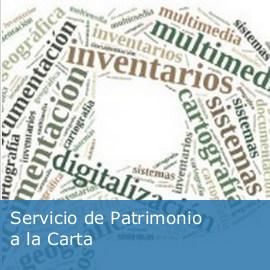 Servicio de Patrimonio a la Carta