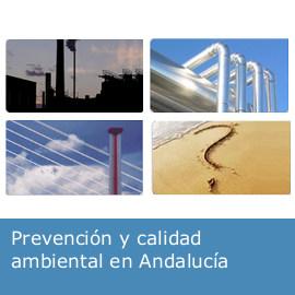 Prevención y calidad ambiental en Andalucía