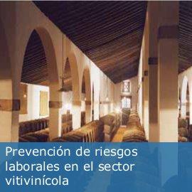 Guía de buenas prácticas en prevención de riesgos laborales en el sector vitivinícola