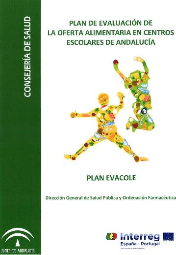 Evaluación de la oferta alimentaria en centros escolares de Andalucía