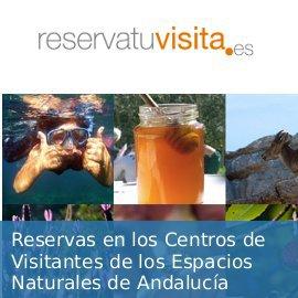 Central de reservas de los Centros de Visitantes de los Espacios Naturales de Andalucía