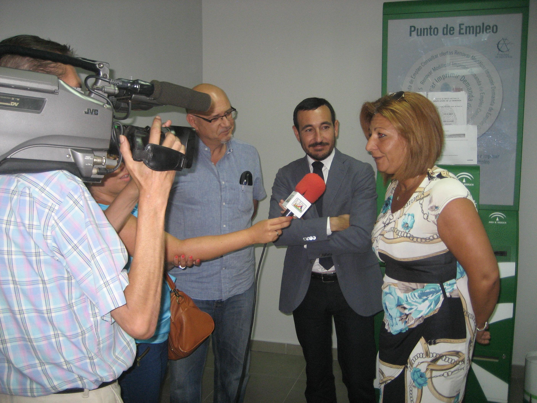 Junta de andaluc a c diz los delegados del gobierno y for Oficina de empleo cadiz