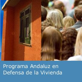 Programa Andaluz en Defensa de la Vivienda