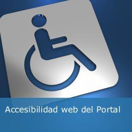 Accesibilidad web del Portal