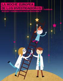 La Noche Europea de l@s Investigador@s: Mujeres y Hombres que hacen ciencia para tí
