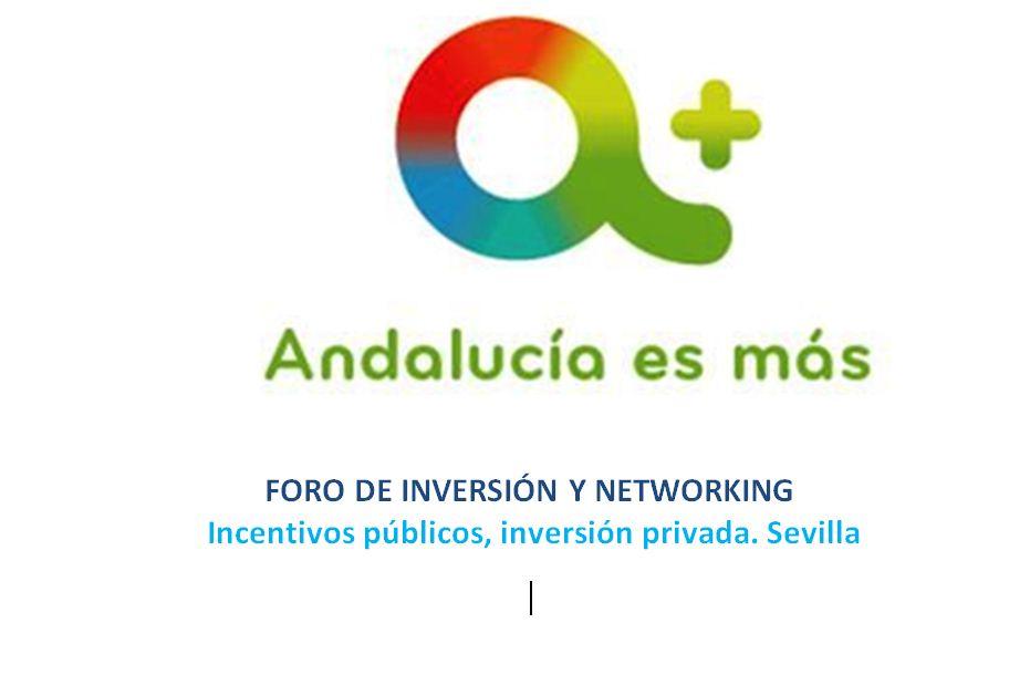 Foro de inversión y networking: Incentivos públicos, inversión privada