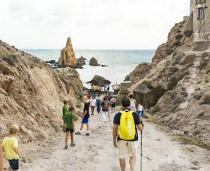 Ruta familiar: Un paseo entre volcanes
