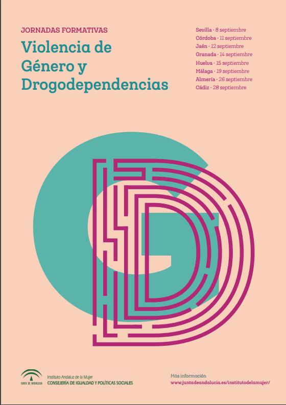 Jornadas formativas: Violencia de género y drogodependencias