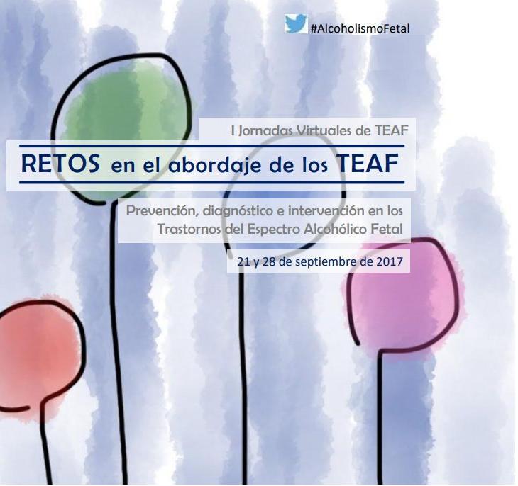 Jornadas Virtuales de TEAF: RETOS en el abordaje de los TEAF
