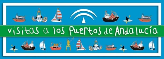 Visitas a los puertos de Andalucía para escolares