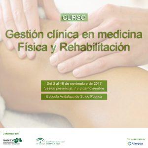 Gestión clínica en medicina Física y Rehabilitación