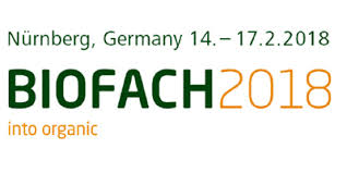BIOFACH 2018. Feria líder mundial de Alimentos Ecológicos.