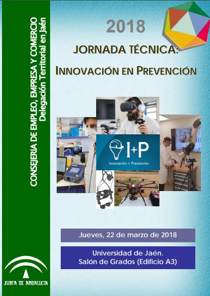 Jornada técnica: innovación y prevención