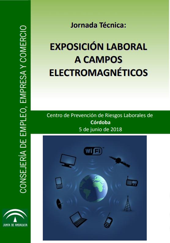 Jornada técnica: Exposición laboral a campos electromagnéticos