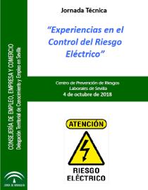 Jornada técnica 'Experiencias en el control del riesgo eléctrico'