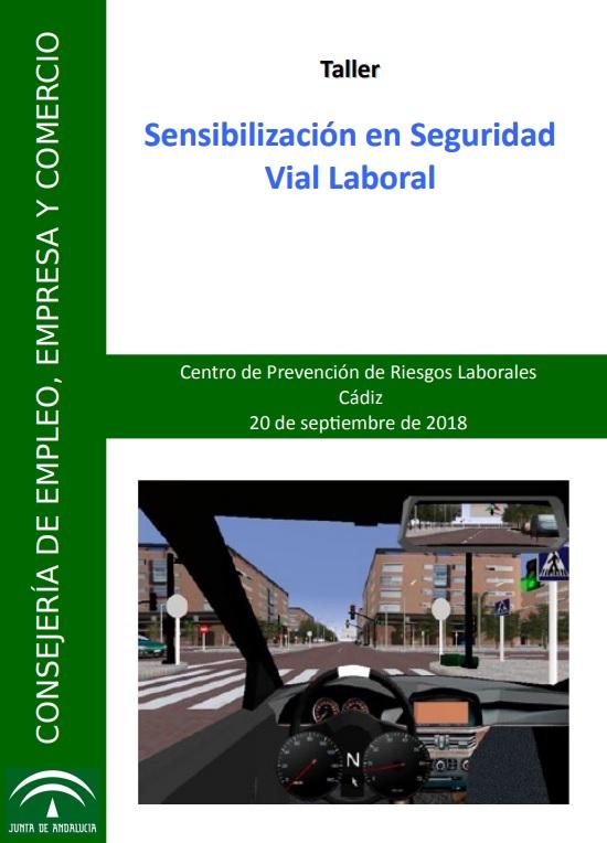 Taller 'Sensibilización en Seguridad Vial Laboral'