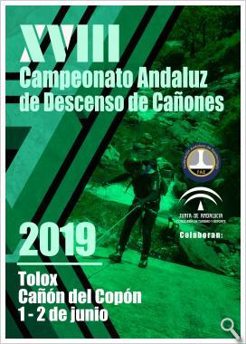 XVIII Campeonato andaluz de descenso de cañones