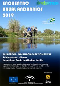 Encuentro anual Andarríos 2019