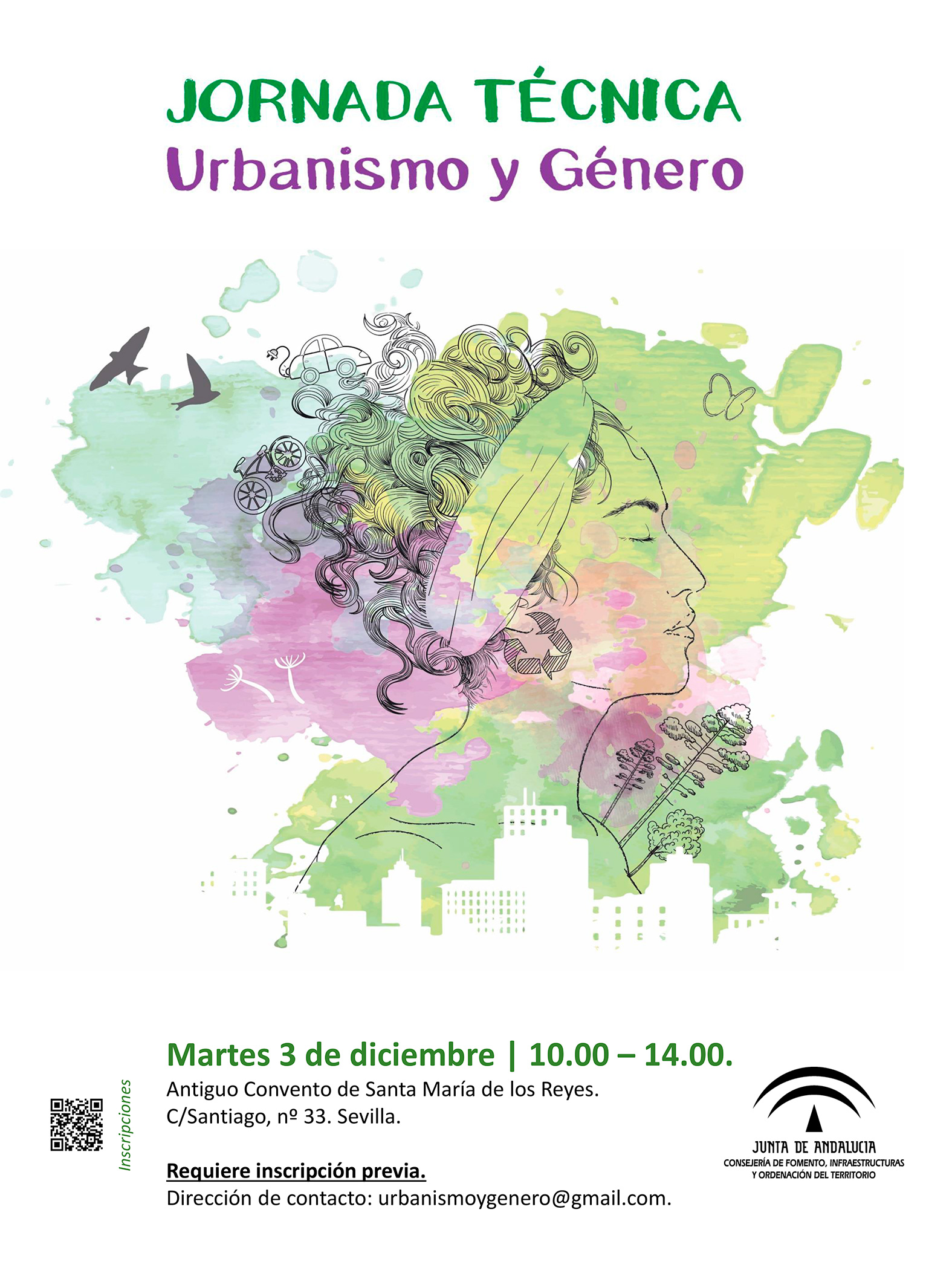 "Jornada Técnica ""Urbanismo y género"""