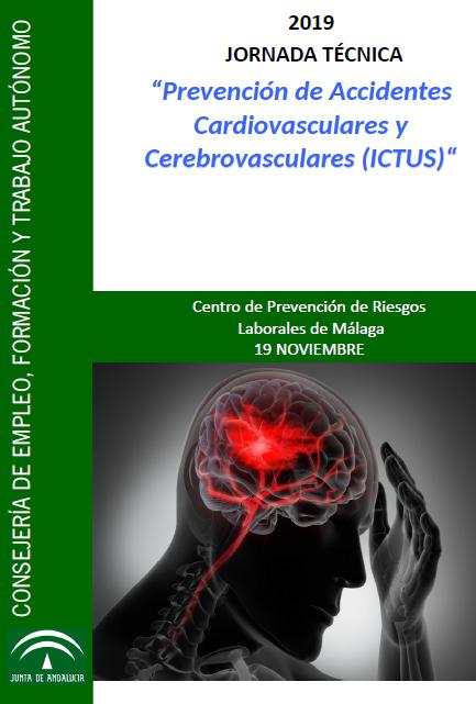 Jornada técnica: Prevención de accidentes cardiovasculares y cerebrovasculares (ICTUS)