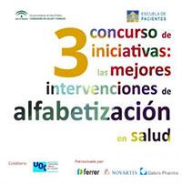III Concurso 'Las mejores intervenciones de alfabetización en salud'