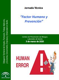 Jornada Técnica: Factor humano y prevención