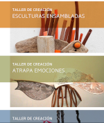 Talleres de Recapacicla en marzo (Universidad de Cádiz)
