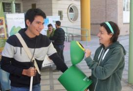 Día del Reciclaje en la Universidad