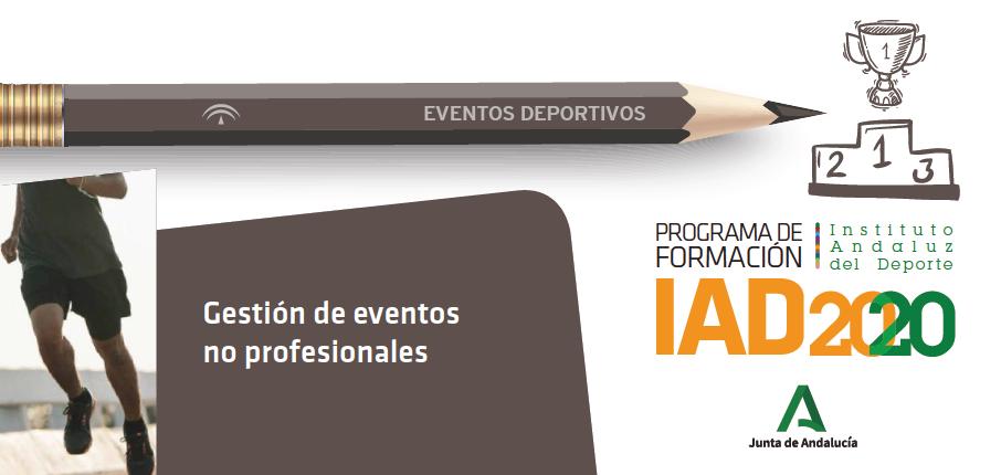 Gestión de eventos no profesionales