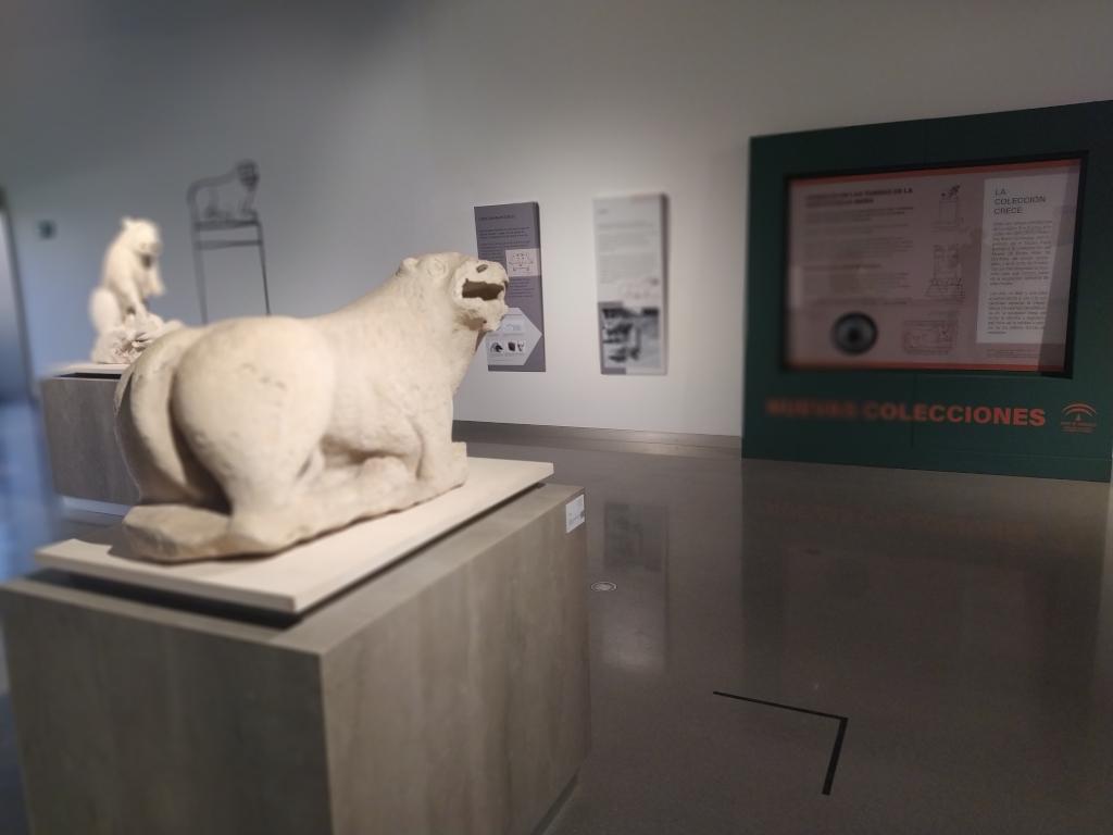 """Exposición """"Los animales de tradición mediterránea en las tumbas de la aristocracia de la sociedad íbera"""" (hasta el 01/09/2020) Museo Ibero de Jaén"""
