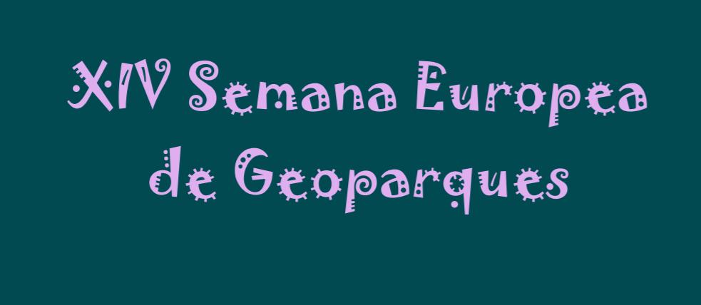 XIV Semana Europea De Geoparques. Cabo de Gata Níjar