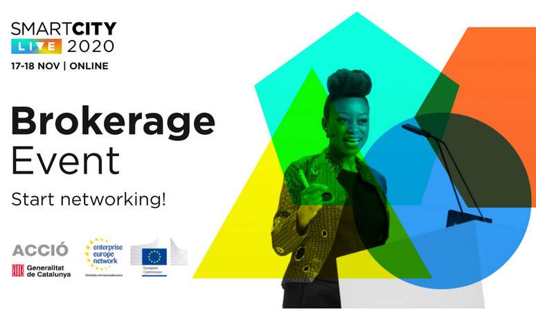 Smart City Live Brokerage Event 2020