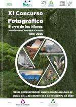 XI Concurso Fotográfico Parque Natural y Reserva de la Biosfera Sierra de las Nieves. Año 2020