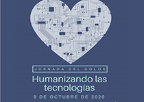 Jornada Virtual del Dolor 2020. #Humanizando las tecnologías