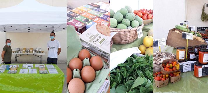 El Mercado Artesano Agroalimentario vuelve al Parque de Los Toruños el próximo día 8 de noviembre