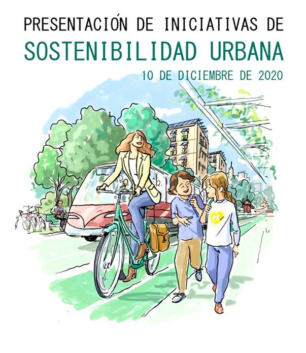 Presentación de Iniciativas de Sostenibilidad Urbana en Andalucía