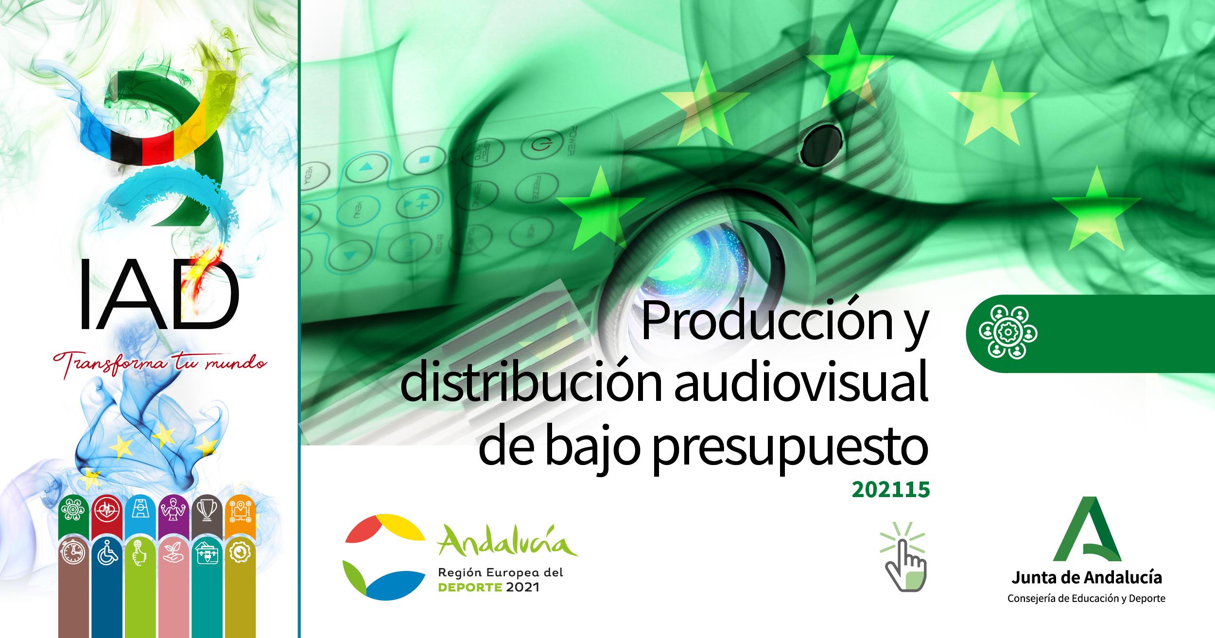 Producción y distribución audiovisual de bajo presupuesto