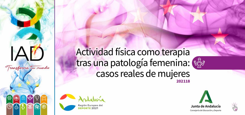 Actividad física como terapia tras una patología femenina: casos reales de mujeres