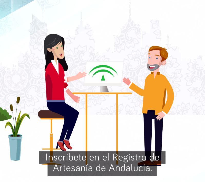 Campaña informativa Registro de artesanos/as.
