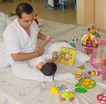 Los Centros de Atención Infantil Temprana cuentan con 800 profesionales