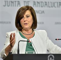 María José Sánchez, consejera de Igualdad