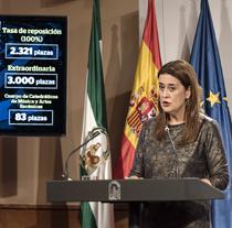 Sonia Gaya Sánchez, consejera de Educación
