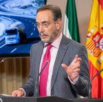 Felipe López, consejero de Fomento y Vivienda