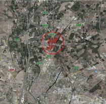 Territorio en el que se desarrollará el área logística
