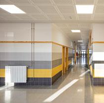La financiación europea apoya obras de mejora de colegios e institutos