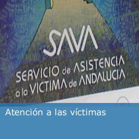 Atención a las víctimas