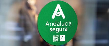 Accede al trámite para Andalucía Segura