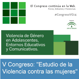 V Congreso para el Estudio de la Violencia contra las Mujeres