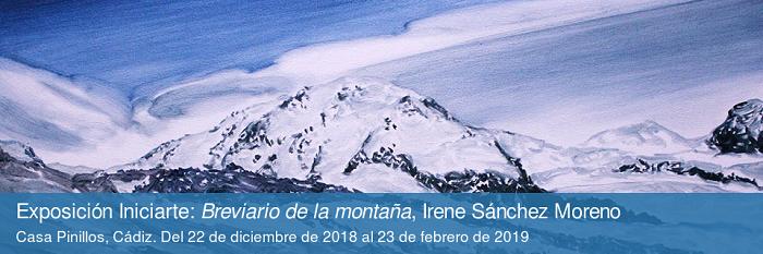 "Exposición iniciarte: ""Breviario de la montaña"""