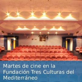 Martes de cine en la Fundación Tres Culturas del Mediterraneo